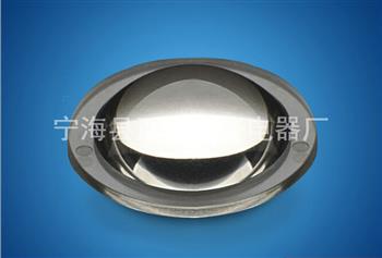 LED手电筒聚光透镜