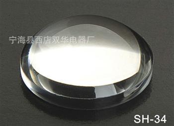 亚克力光学凸透镜