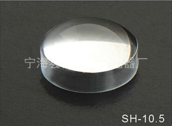 聚光手电筒透镜